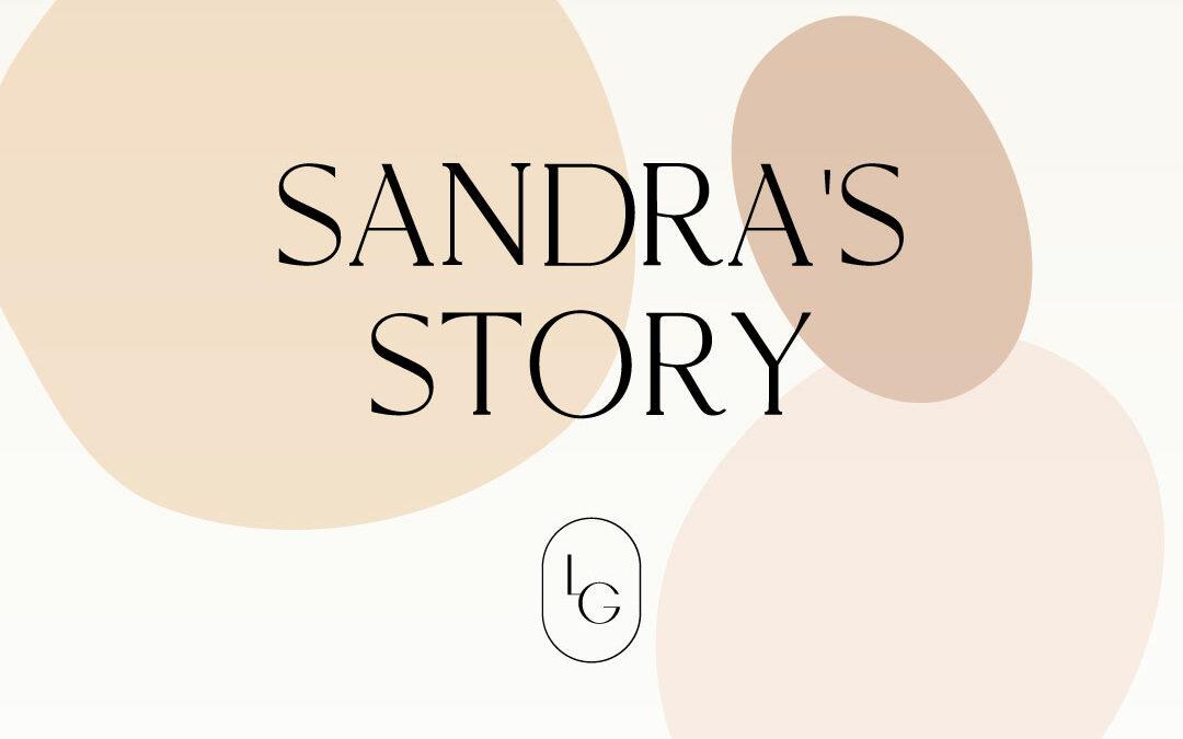 Sandra's Skin Story